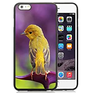 Fashion DIY Custom Designed iPhone 6 Plus 5.5 Inch Phone Case For Small Yellow Bird Phone Case Cover