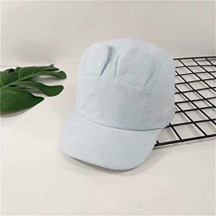 3a70b203190e3 Image Unavailable. Image not available for. Color  2019 Hats Deals Children  Summer Polo Cap Baseball Strap Sun Pony Adjustable Hat