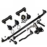12 pc Kit for Nissan D21 Pickup 86-97 Tie Rod Ball Joint Center Link Idler Arm