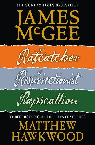 Matthew Hawkwood Thriller Series Books 1 3 Ratcatcher