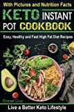 img - for Keto Instant Pot Cookbook book / textbook / text book