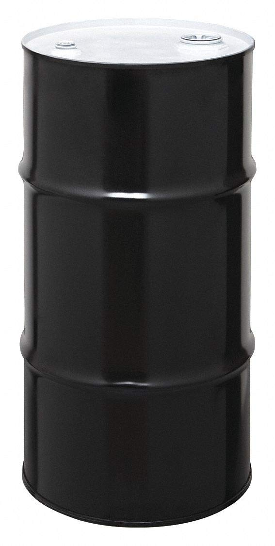 Transport Drum, Closed Head, 16 gal., Black
