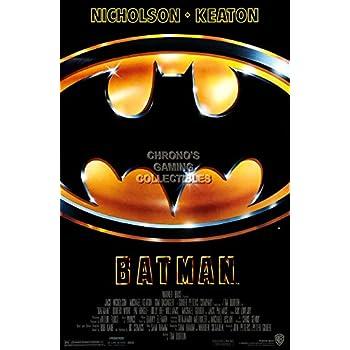 batman 1989 movie poster 24x36 posters prints. Black Bedroom Furniture Sets. Home Design Ideas