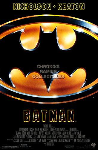 CGC Huge Poster - DC Batman Movie Poster Michael Keaton 1989