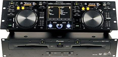 Driver for Pioneer MEP-7000 DJ Controller