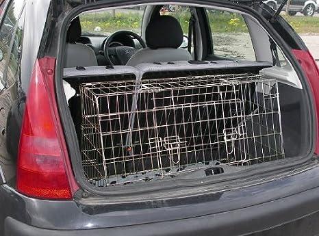 Citroen C3 02 - 10 perro Jaula inclinado frontal Guard cachorro ...