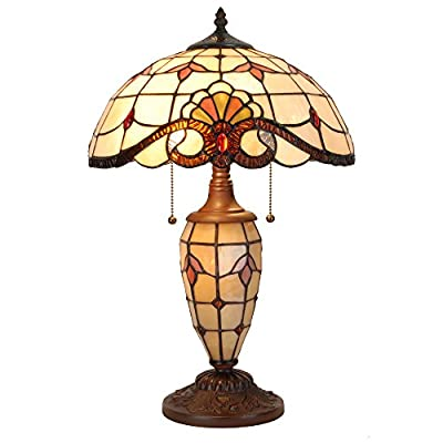 Cloud Mountain Tiffany Style Table Lamp Floor Lamp Home Decor Lighting