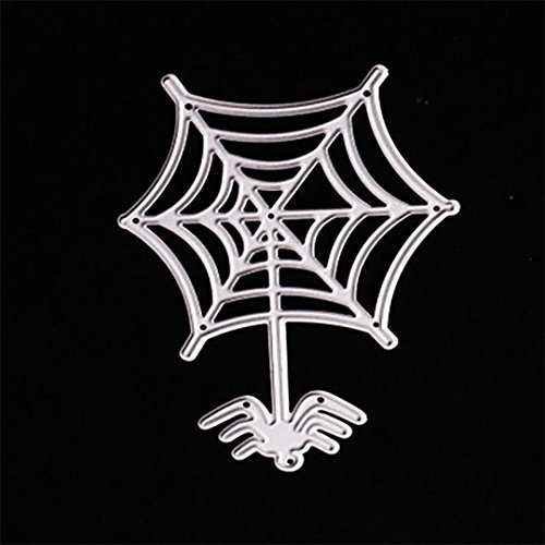 2019 Happy Halloween Die Cutting Dies Handmade Stencils Template Embossing for Card Scrapbooking Craft Paper Decor by E-Scenery (C)