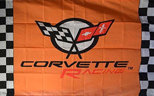 NEOPlex 3' x 5' Corvette Racing Automotive Logo