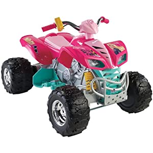Fisher Price Power Wheels Barbie KFX
