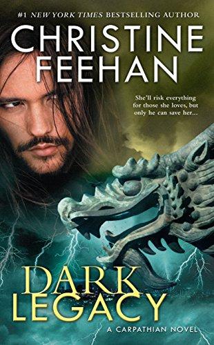Dark Legacy (Carpathian Novel, A) (American Legacy Series)