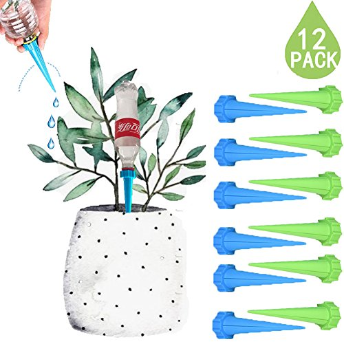DCZTELG Plant Watering Spike Automatic Garden System Indoor Outdoor Plant Watering Drip Irrigation System Care Your Flowers (Watering Drip)