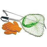 Innovative Scuba Concepts Lobster Kit for Florida Spiny Lobster Season Includes Catch Net, Tickle Stick, Lobster Gauge, Premium Vinyl Gloves and Reusable Mesh Bag GM0225