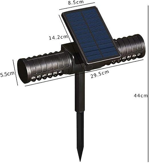 HSXOT Aspirador De Mosquitos Al Aire Libre Solar Mosca Insecto ...