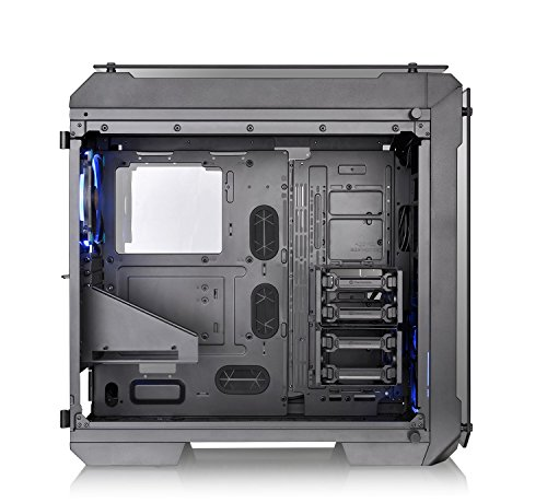 Thermaltake View 71 Tg Atx Full Tower Case Ca 1i7
