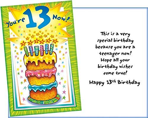 Amazon.com: Saludos Prime: eres 13 ahora. Este es un ...