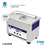 ultrasonic tank - Skymen Professional 800ml Digital Control Ultrasonic Cleaner for Cleaning Jewelry, Rings, Eyeglasses, Lenses, Dentures, Watches, Necklaces, Parts, Coins