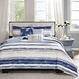 Madison Park Marina 6 Piece Quilted Coverlet