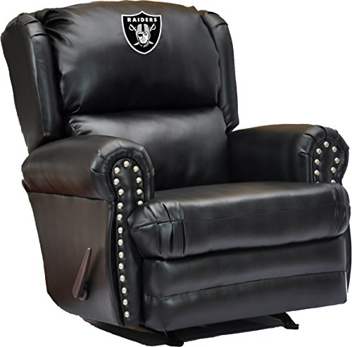 Oakland Raiders Couch Cover