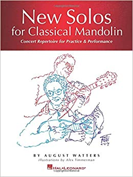 Classical Mandolin Solos