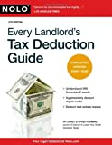 Every Landlord's Tax Deduction Guide, Stephen Fishman, 141331063X
