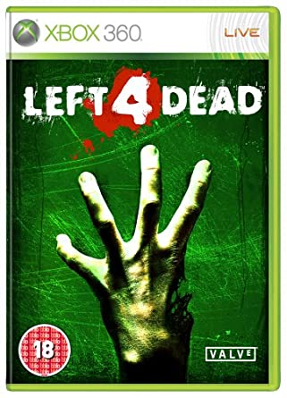 Left 4 Dead (Xbox 360): Amazon co uk: PC & Video Games