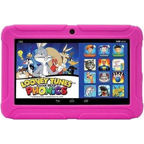 ClickN Kids Tablet 2 7 8GB Pink Coupons