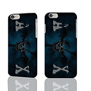 """New The Avenged Sevenfold 3D Rough iphone 6 -4.7 inches Case Skin, fashion design image custom iPhone 6 - 4.7 inches , durable iphone 6 hard 3D case cover for iphone 6 (4.7""""), Case New Design By Codystore"""