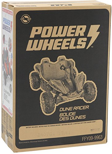 Power Wheels Dune Racer, Fire Red by Fisher-Price (Image #4)