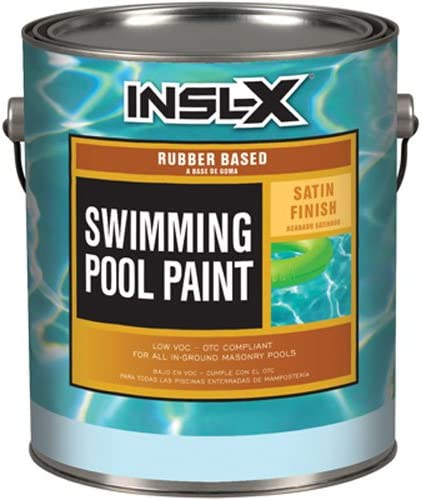 INSL-X PRODUCTS RP2723092-01 Gallon Ocean Blue Pool Paint