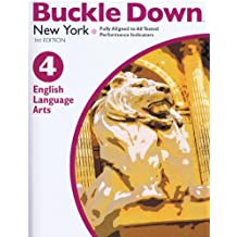 Amazon buckle down books buckle down 3rd edition ela grade 4th with practice form ab and answer key fandeluxe Image collections