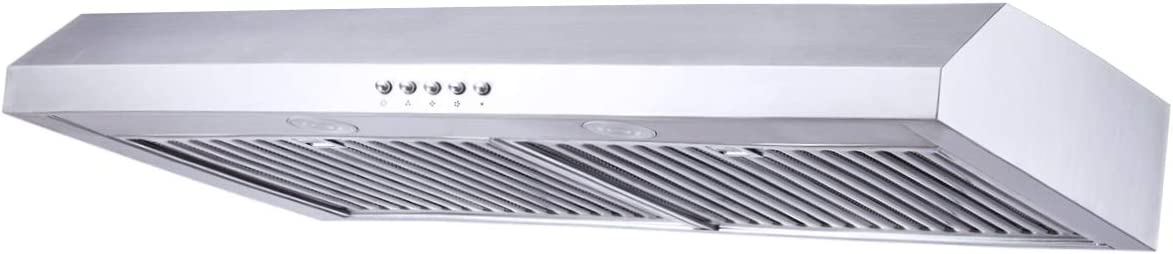 Range Hood 30 inch,Kitchenexus Stainless Steel 300CFM