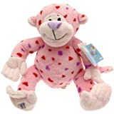 Webkinz Plush Stuffed Animal Love Monkey, valentine