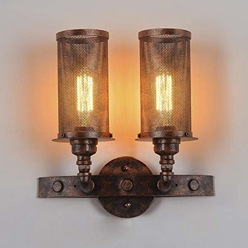 Antique Copper Outdoor Wall Light - 8