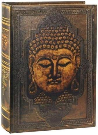 Caja Fuerte Libro Buda Combinacion 30 cm: Amazon.es: Hogar