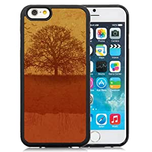 New Beautiful Custom Designed Cover Case For iPhone 6 4.7 Inch TPU With Scary Halloween Phone Case