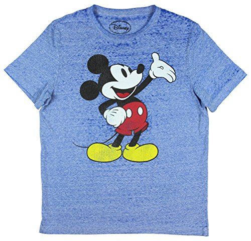 Disney Mickey Mouse Gesture Graphic T-Shirt (XX-Large)
