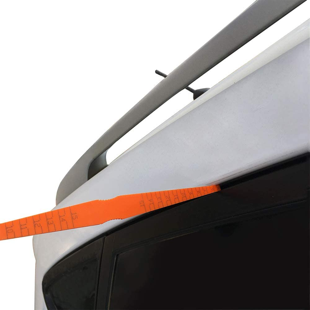 KKmoon Car Panel Gap Alignment Gauge Simple Tool for Hood Measurement Scale In Millimetres