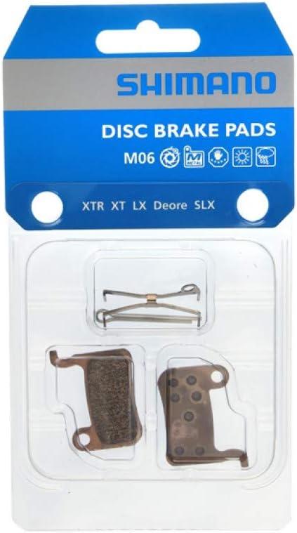 EBC Mens Shimano Deore Xt M555 Disc Brake Pads