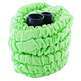 50 Foot Pocket Lightweight Hose With Spray Nozzle (Green)