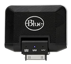 Blue Microphones Mikey iPod Recording Microphone with Speaker