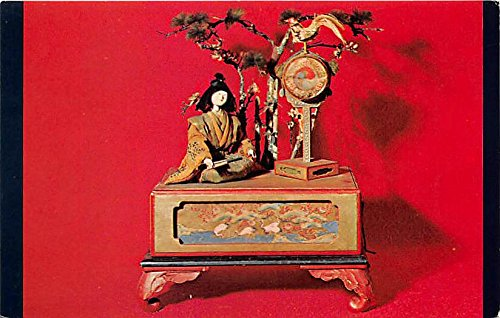 karakuri-ningya-japanese-mechanical-doll-17th-century-yesteryears-museum-sandwich-massachusetts-post
