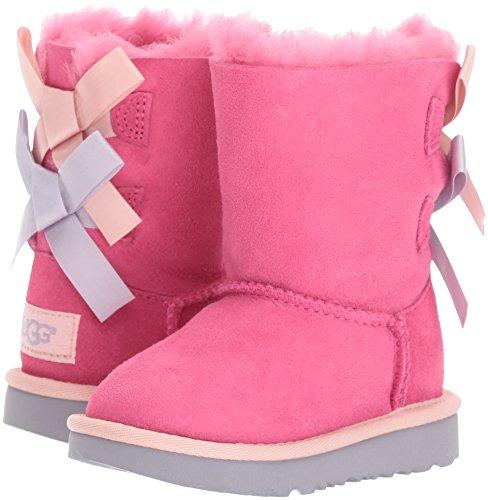 Ugg Ugg Bow Rosa Colore Stivali Rosa Modello Stivali Marca Bailey Ii Ragazza p01A64Iqxw