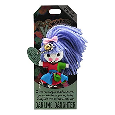 Watchover Voodoo Darling Daughter Good Luck Doll: Toys & Games