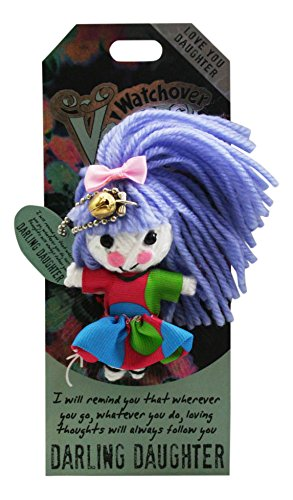 Voodoo Dolls Toys (Watchover Voodoo Darling Daughter Good Luck)