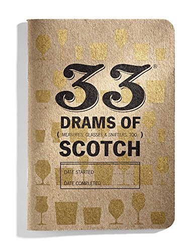 33 Books Co Drams Scotch