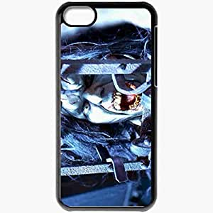 Personalized iPhone 5C Cell phone Case/Cover Skin 13 Ghosts Black
