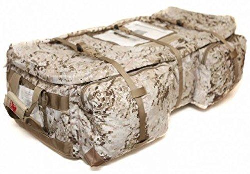 LBX TACTICAL Wheeled Loadout Bag, Inland Taipan, Large by LBX TACTICAL