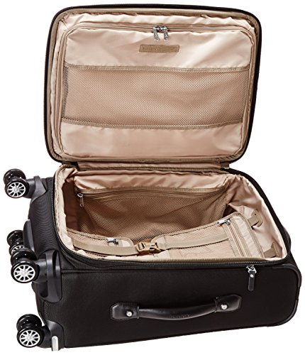"""Travelpro Platinum Magna 2  20"""" Expandable Business Plus Spinner, Black by Travelpro (Image #4)"""