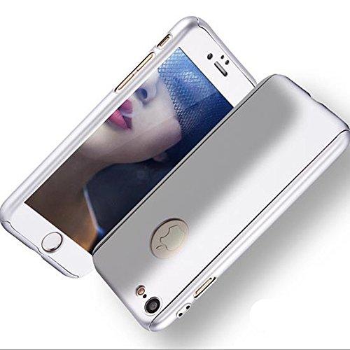 iPhone 7 Plus 5.5 Inch Full Body Hard Case-Auroralove Red ...